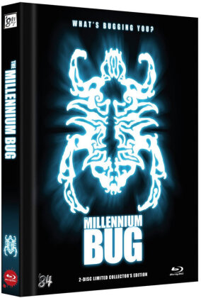 The Millennium Bug (2011) (Cover C, Collector's Edition, Limited Edition, Mediabook, Blu-ray + DVD)