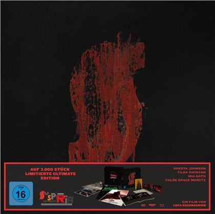 Suspiria (2018) (Ultimate Edition, 4K Ultra HD + Blu-ray + 2 DVDs)