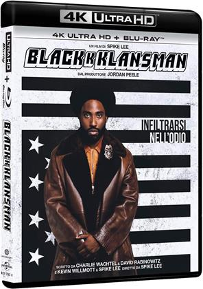 Blackkklansman (2018) (4K Ultra HD + Blu-ray)