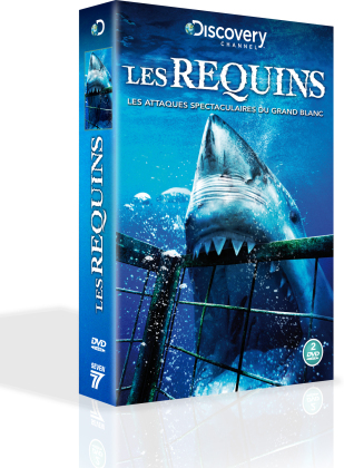 Les Requins (Discovery Channel, 2 DVDs)