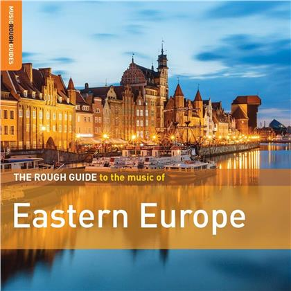 Rough Guide To Eastern Europe (2019 Release)
