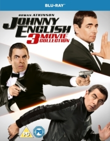 Johnny English 1-3 - 3 Movie-Collection (3 Blu-rays)
