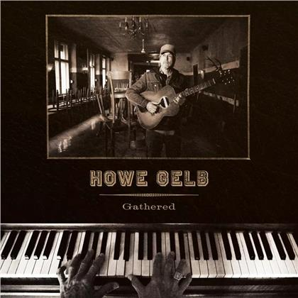 Howe Gelb (Giant Sand) - Gathered (Limited Edition, Gold Vinyl, LP)