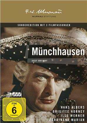 Münchhausen (1943) (Remastered, 3 DVDs)