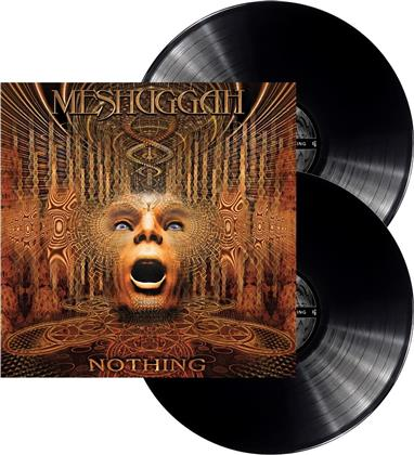 Meshuggah - Nothing (2019 Reissue, Gatefold, Limited Edition, 2 LPs)