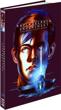The Philadelphia Experiment (1984) (Limited Edition, Mediabook, Blu-ray + DVD)