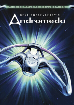 Andromeda - The Complete Collection (24 DVDs)