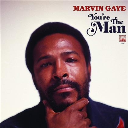 Marvin Gaye - You're The Man (2 LPs)