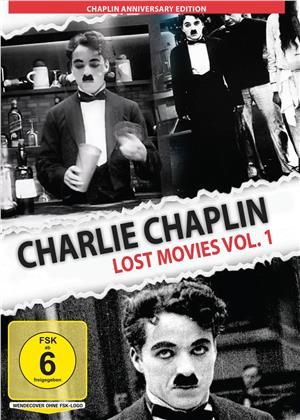 Charlie Chaplin - Lost Movies Vol. 1