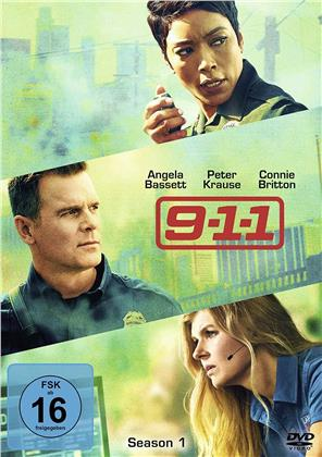 9-1-1 - Staffel 1 (3 DVDs)