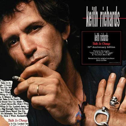 Keith Richards - Talk Is Cheap (2019 Reissue)