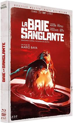 La baie sanglante (1971) (Limited Edition, Mediabook, Remastered, Blu-ray + DVD)