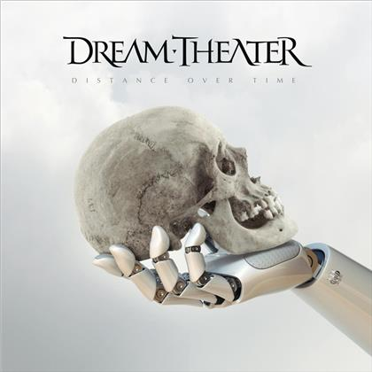 Dream Theater - Distance Over Time (Limited, Silver Vinyl, LP + CD)