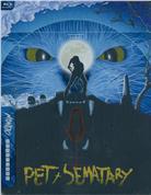 Friedhof der Kuscheltiere (1989) [Blu-ray]