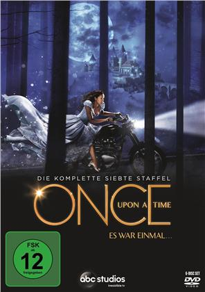 Once Upon a Time - Es war einmal ... - Staffel 7 - Die finale Staffel (6 DVDs)