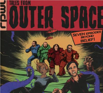 RPWL - Tales From Outer Space (Digipack)