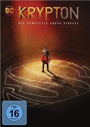 Krypton - Staffel 1 (2 DVDs)