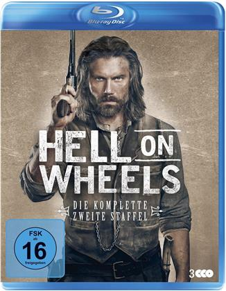 Hell on Wheels - Staffel 2 (3 Blu-rays)