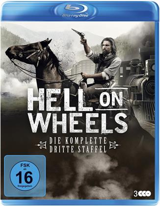Hell on Wheels - Staffel 3 (3 Blu-rays)