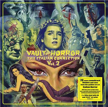 Vault Of Horror Collection 2 - OST (2 LPs + CD)