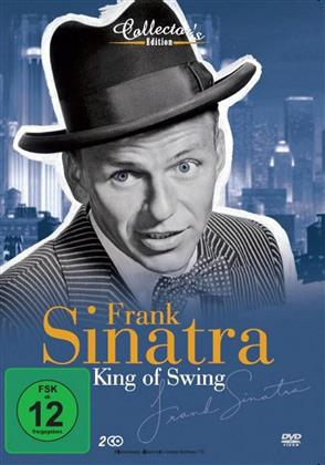 Frank Sinatra King of Swing ( Collection tus les parfums du monde, Collector's Edition, 2 DVDs)