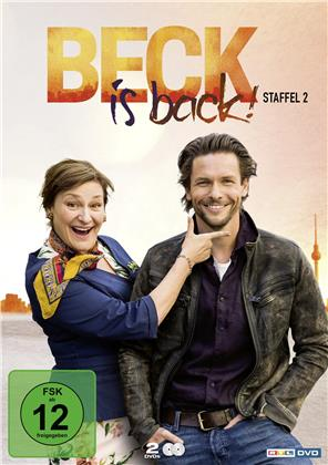 Beck is Back - Staffel 2 (2 DVDs)