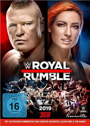WWE: Royal rumble 2019 (2 DVDs)
