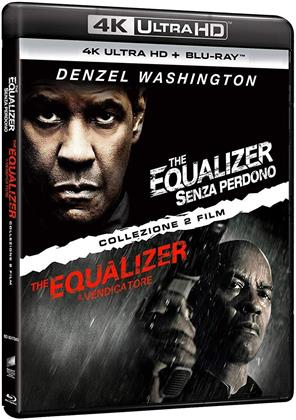 The Equalizer 1 & 2 - Collezione 2 Film (2 4K Ultra HDs + 2 Blu-rays)