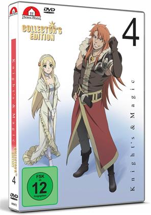 Knight's & Magic - Vol. 4 (Collector's Edition, Limited Edition)