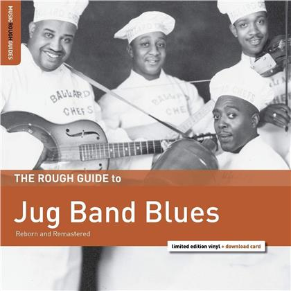 Rough Guide - Jug Band Blues Reborn & Remastered (LP)