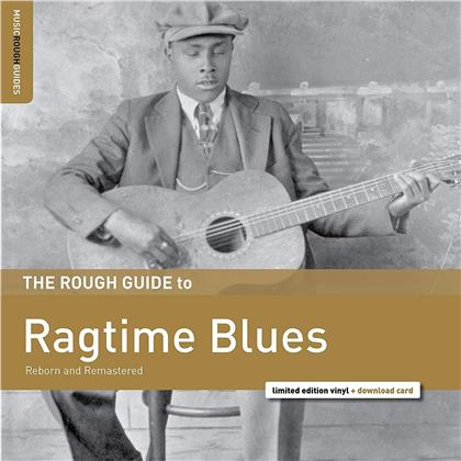 Rough Guide To - Ragtime Blues (LP)