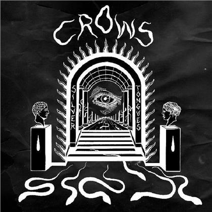 Crows - Silver Tongues (LP)
