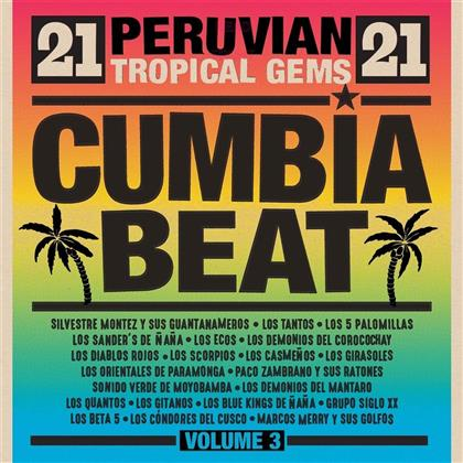 Cumbia Beat Vol. 3 (2 LPs)