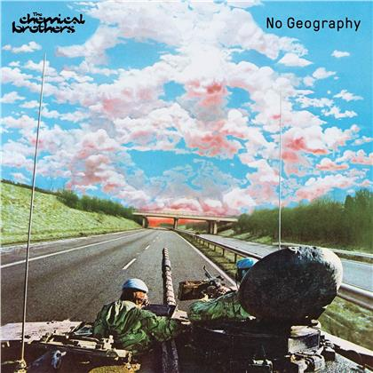 The Chemical Brothers - No Geography (Bonustrack, Japan Edition)