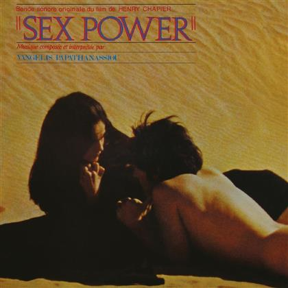 Vangelis - Sex Power - OST (at the movies, 2019 Reissue, Limited Edition, Gold Vinyl, LP)