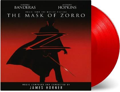 James Horner - The Mask Of Zorro - OST (at the movies, Music On Vinyl, 2019 Reissue, 2 LPs)