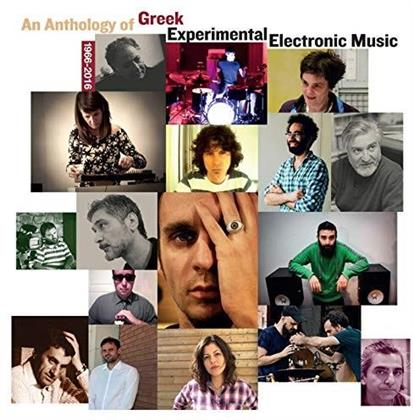 An Anthology Of Greek Experimental Electronic Music 1966-2016 (2 LPs)