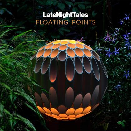 Floating Points - Late Night Tales: Floating Points (2 LPs)
