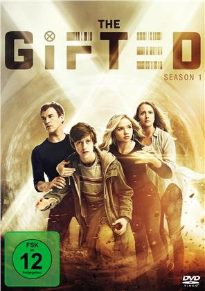 The Gifted - Staffel 1 (4 DVDs)