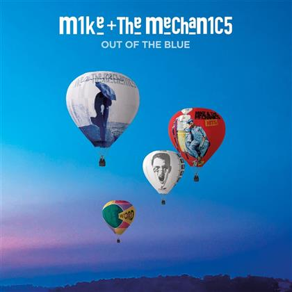 Mike + The Mechanics - Out of the Blue (Deluxe Edition, 2 CDs)