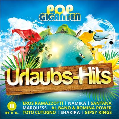 Pop Giganten Urlaubs-Hits (2 CDs)