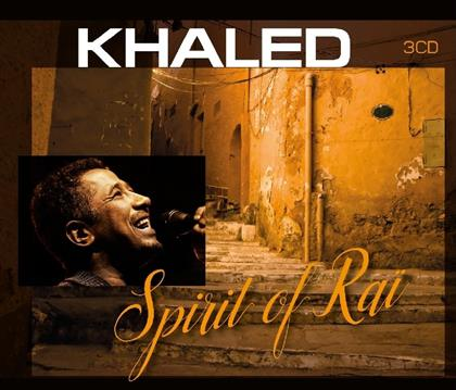 Cheb Khaled - Spirit Of Rai (2019 Reissue, Factory of Sounds, 3 CDs)