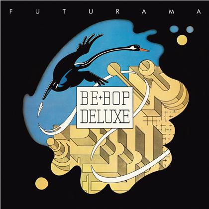 Be-Bop Deluxe - Futurama (Extended Edition, 3 CDs + DVD)