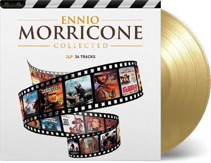 Ennio Morricone (*1928) - Collected (Music On Vinyl, 2019 Reissue, 2 LPs)