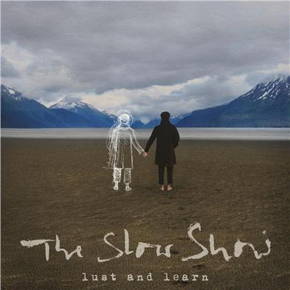 Slow Show - Lust And Learn (White Vinyl, LP)