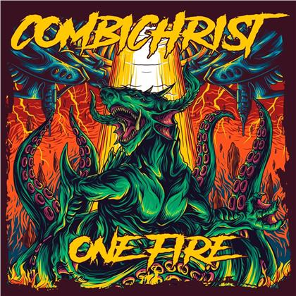 Combichrist - One Fire (Digipack, 2 CDs)
