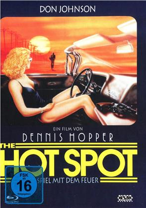 The Hot Spot - Spiel mit dem Feuer (1990) (Cover F, Limited Edition, Mediabook, Blu-ray + DVD)