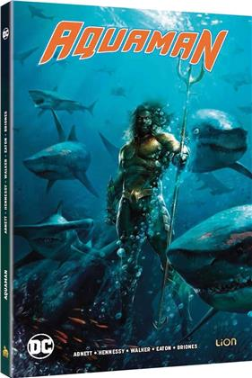 Aquaman - (Blu-ray + Comic Book) (2018)