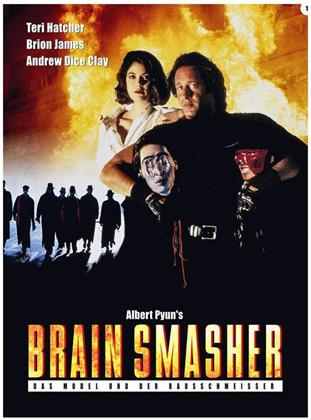 Brain Smasher - Das Model und der Rausschmeisser (1993) (Cover A, Limited Edition, Mediabook, Uncut, Blu-ray + DVD)