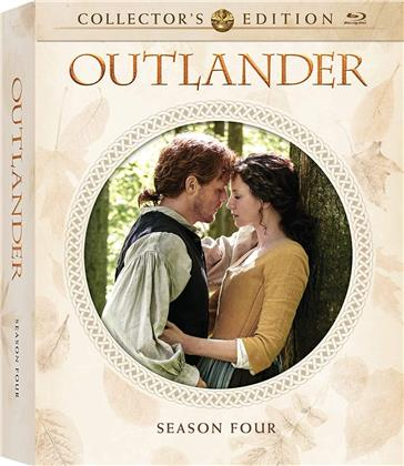 Outlander - Season 4 (Collector's Edition, Limited Edition, 5 Blu-rays + CD)
